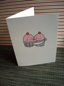 Image of Single Cards: BabyCake Cupcake Card!