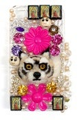 Image of Holy Tiger iPhone 4 case