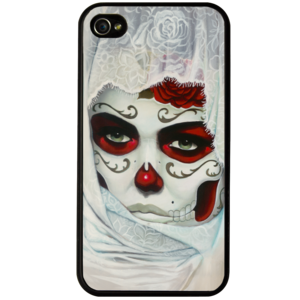 "Image of ""La Muerta"" Phone Cover"