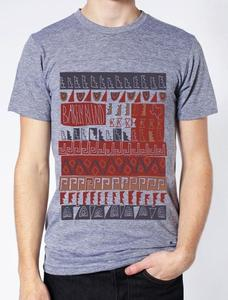 Image of 'Shapes & Patterns' T-Shirt