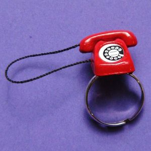 Image of Call Me Telephone Ring - Hot Line