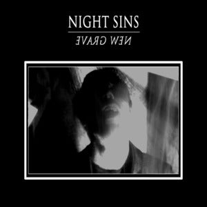 Image of NIGHT SINS - New Grave LP