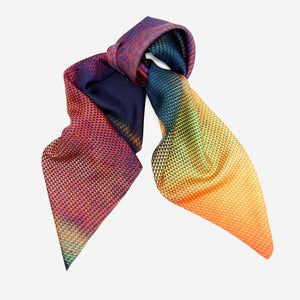 Image of Melt - Silk Scarf