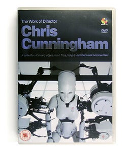 Image of Chris Cunningham - The Work of Director (Volume 2)