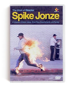 Image of Spike Jonze  The Work of Director (Volume 1)
