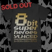 Image of 8bit Superheroes Japanese Ltd. Edition Tee