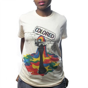 Image of COLORED FOUNTAIN Tee