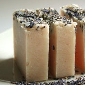 Image of Lavender Fields Olive oil Soap Bar (Vegan) (Palm Free)
