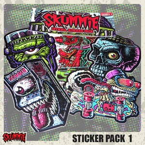 Image of Official Sticker Pack 1