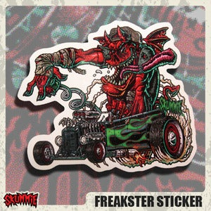 Image of Freakster Sticker