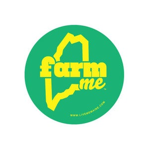 Image of FarmME - Sticker