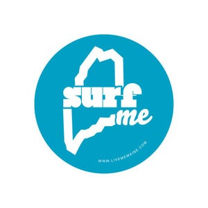 Image of SurfME - Sticker