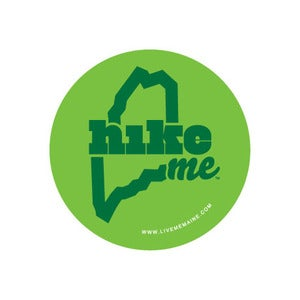 Image of HikeME - Sticker