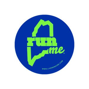 Image of RunME - Sticker