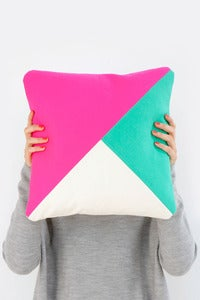 Image of Technicolour Cushion #2