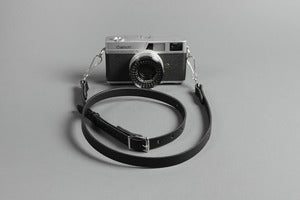 Image of Olivier Camera Strap - Black