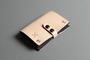 Image of Bullitt Wallet - Natural