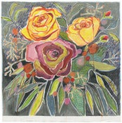 "Image of roses for dawn 30""x31"""