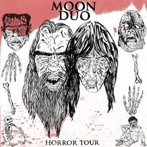 "Image of MOON DUO | HORROR TOUR 12"" EP"