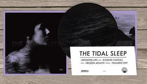 "Image of The Four Song EP, One-Sided 12"" Vinyl with etched B-side incl. MP3 Download"