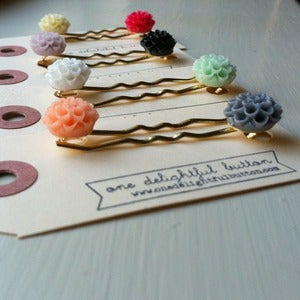 Image of Mum Bobby Pin Pair