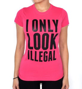 On Sale Now! ILLEGAL PINK