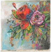 "Image of flowers for haley 29""x30"""