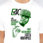 Image of &quot;Mouthpiece&quot; Tee