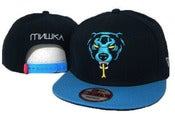 "Image of NEW! Mishka ""Death Adders"" Snapback Hat Collection"