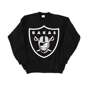 Image of Raka Raiders Men's Crew