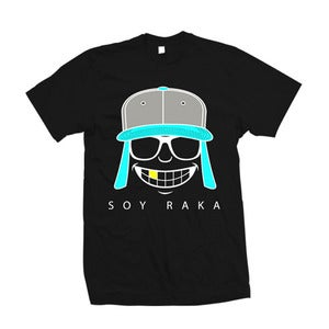 Image of Raka Smiley Men's Classic Black