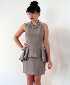 Image of SALE Saturn Dress - Mauve Smoke