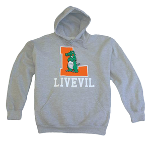 Image of LSU Gator Hooded Pullover