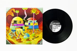 "Image of AD053 Spelling Bee 'CATERWAUL' 12"" LP"