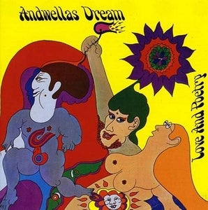 Image of ANDWELLA'S DREAM | LOVE AND POETRY 2XLP