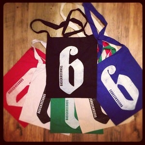 Image of BASICK RECORDS - Tote Bags