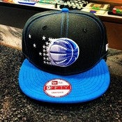 "Image of New Era Orlando Magic ""Photo Blue"" Snap Back"