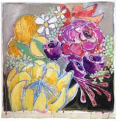 "Image of flowers for millie 19""x19"""