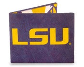 Image of LSU Tigers Mighty Wallet