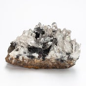 Image of Quartz &amp; Hematite