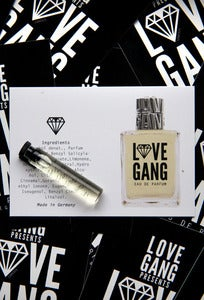 Image of LOVEGANG Eau de Parfum / Sample