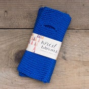 Image of Original Wrist Worms, Wool, Bright Blue