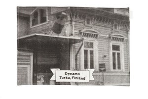 Image of Dynamo tea towel/table mat |<br /> Dynamo-keittiöliina/tabletti
