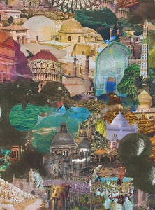 Image of City Of Phenomenon (digital print)