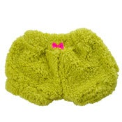 Image of franky grow | neon green fur bloomers
