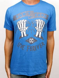 Image of LIVE FOREVER (Sky Blue)