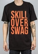 Image of Ground Up SKILL OVER SWAG (ORANGE)
