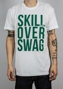 Image of Ground Up SKILL OVER SWAG (GREEN)