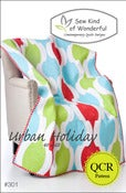 Image of Urban Holiday ~ Pattern #301 (Paper Pattern)