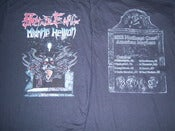Image of ENTER THE EVILUTION Tour Shirt